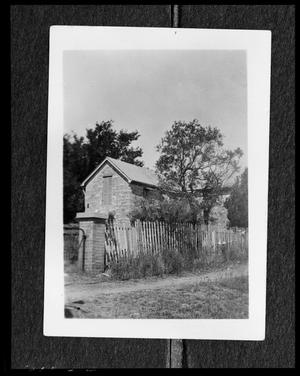 Primary view of object titled '[Photograph of Sunday House Restaurant]'.