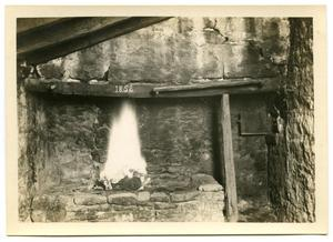 [Photograph of a Fireplace]