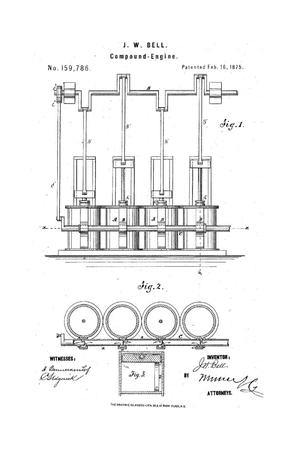 Primary view of object titled 'Improvement in Compound Engines.'.