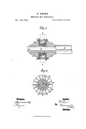 Primary view of object titled 'Improvement in Wheels for Vehicles.'.
