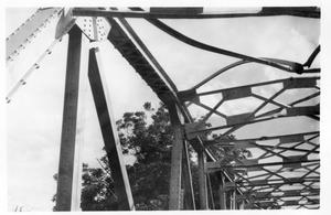 Primary view of object titled '[Berry Creek Bridge on U.S. Highway 81]'.