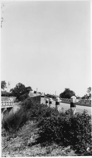 Primary view of object titled '[U.S. Highway 81 in Williamson County]'.