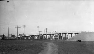 Primary view of object titled '[I.G.N. Overpass at Round Rock]'.