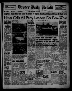 Borger Daily Herald (Borger, Tex.), Vol. 15, No. 147, Ed. 1 Tuesday, May 13, 1941
