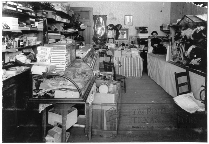 Millinery Shop  - The Portal to Texas History 63df37b608e