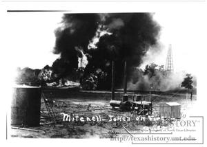 Primary view of object titled '[Petrolia Oil Field]'.