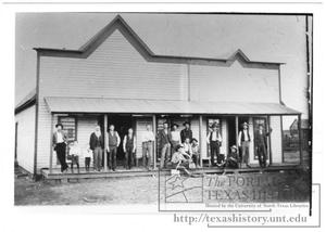 [Autry Gates General Store]