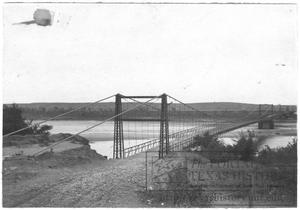 Primary view of object titled '[Byers Toll Bridge]'.