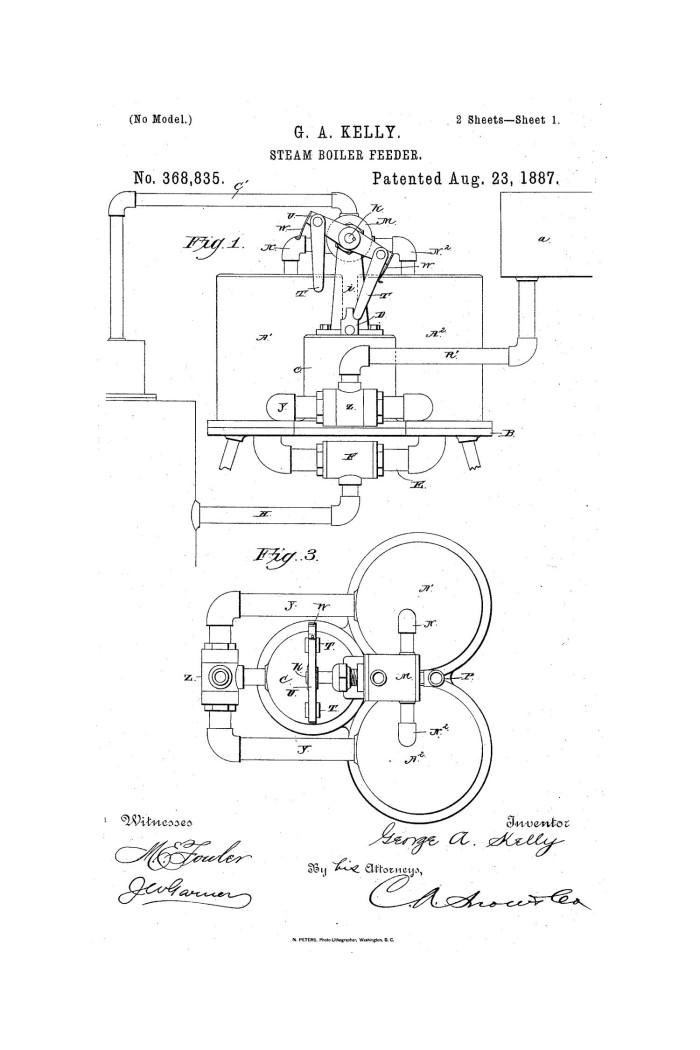 Steam Boiler Feeder - The Portal to Texas History