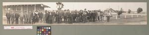Primary view of object titled 'Sharyland Excursion Party in the Magic Rio Grande Valley'.