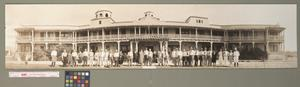 Primary view of object titled 'Sharyland party at Shary Yacht Club - Port Isabel, Lower Rio Grande Valley of Tex.'.