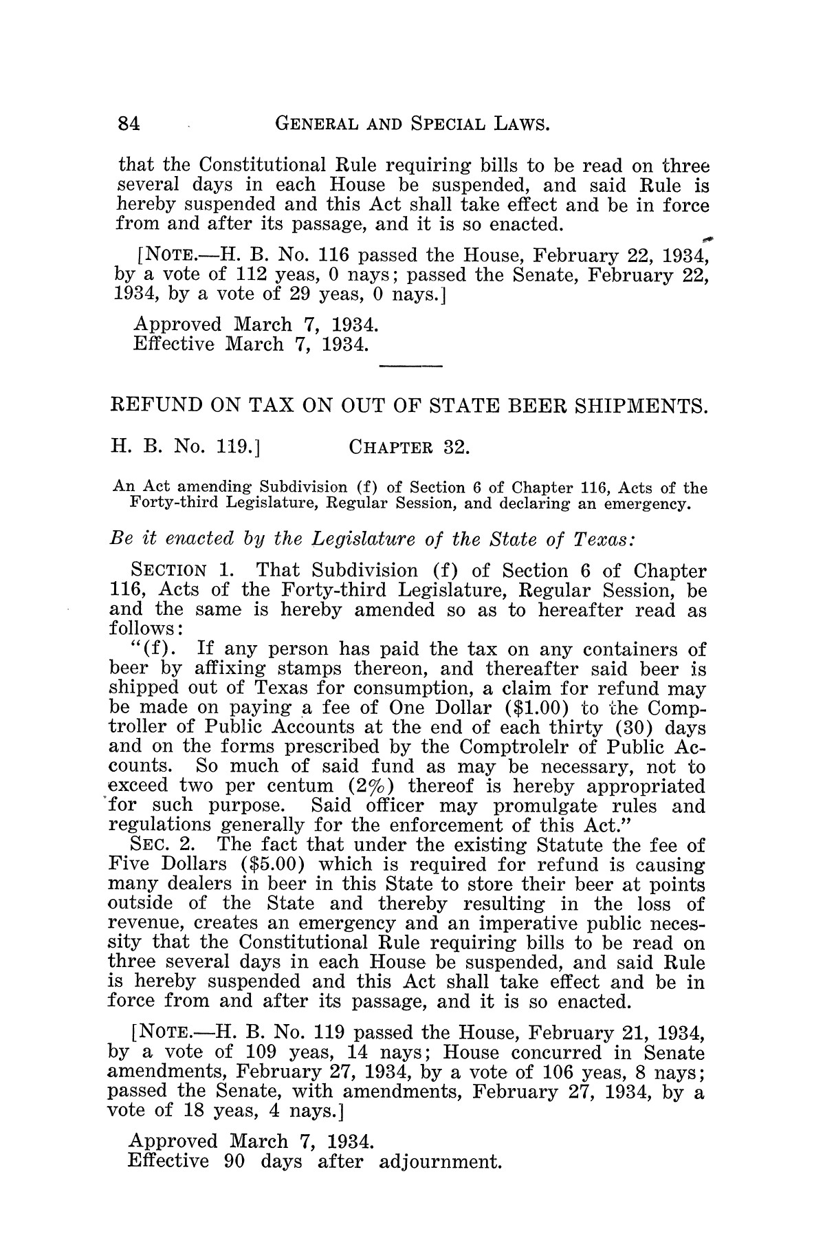 The Laws of Texas, 1934-1935 [Volume 29]                                                                                                      [Sequence #]: 94 of 2086