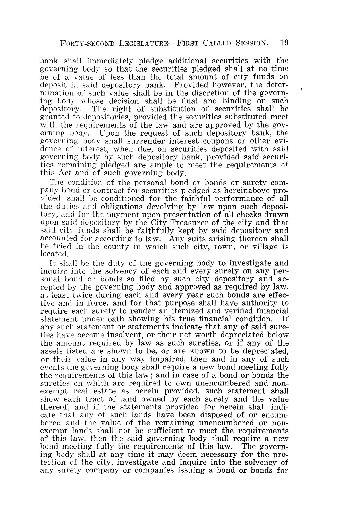 The Laws of Texas, 1931-1933 [Volume 28]                                                                                                      [Sequence #]: 27 of 2111