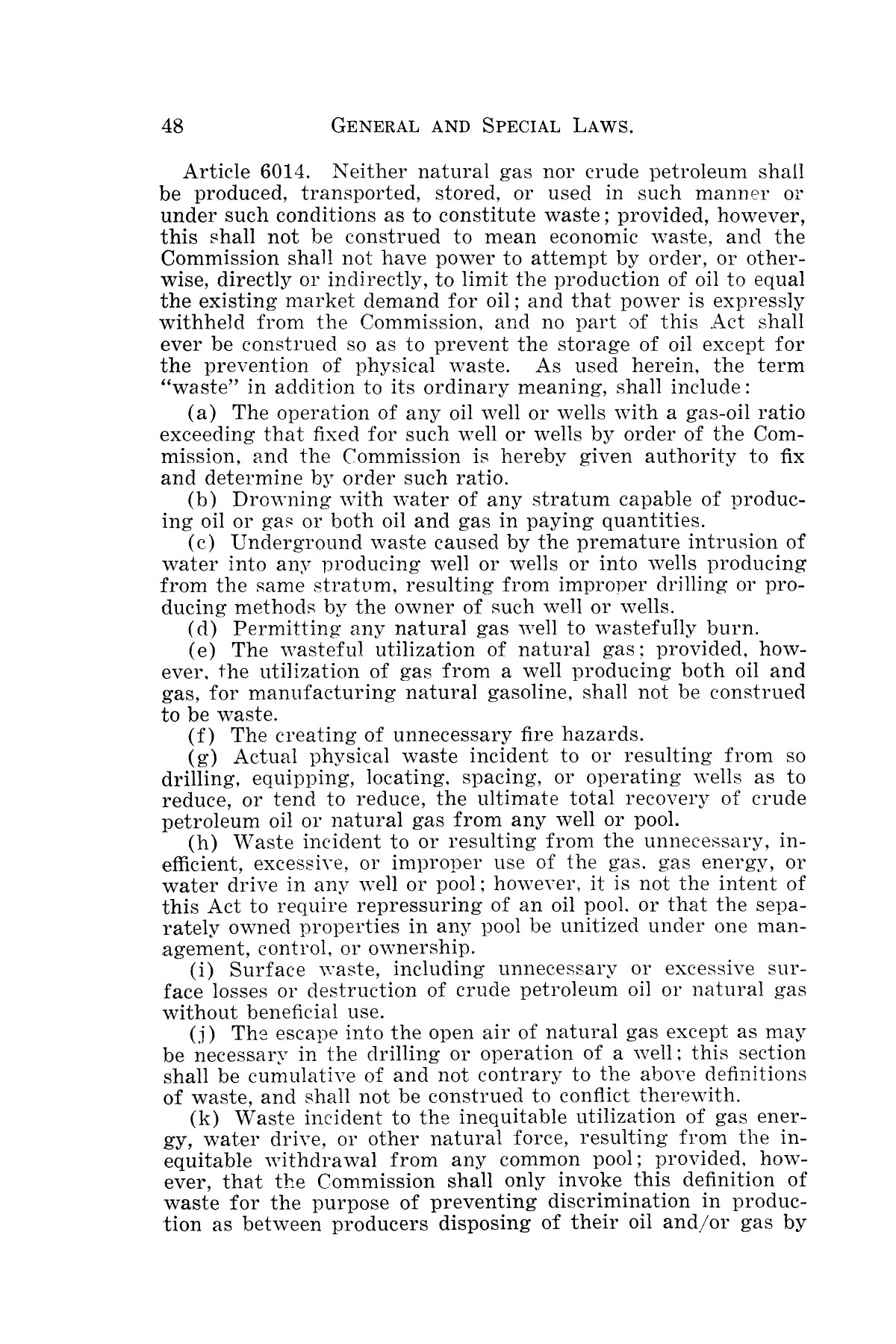 The Laws of Texas, 1931-1933 [Volume 28]                                                                                                      [Sequence #]: 56 of 2111