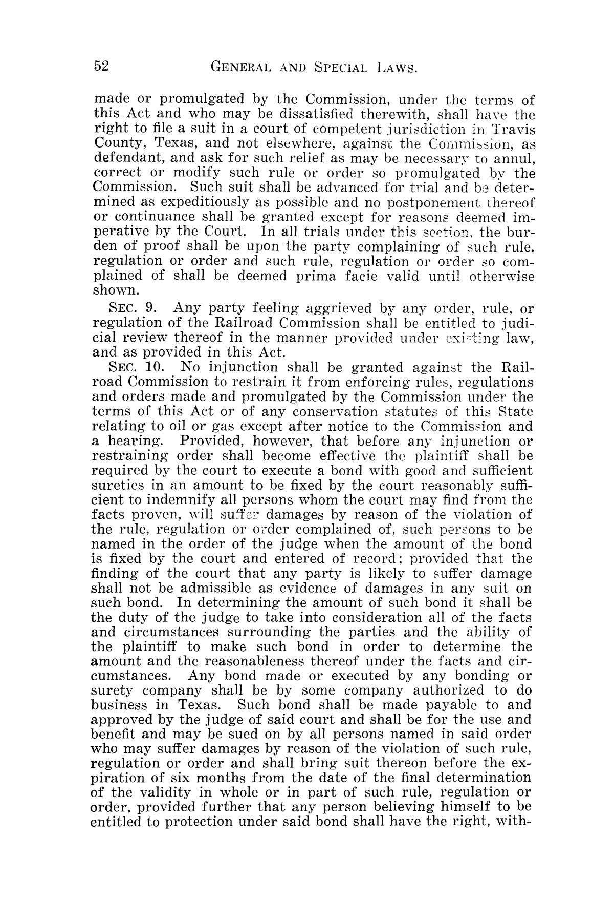 The Laws of Texas, 1931-1933 [Volume 28]                                                                                                      [Sequence #]: 60 of 2111