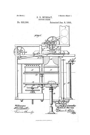 Primary view of Cotton-Press.