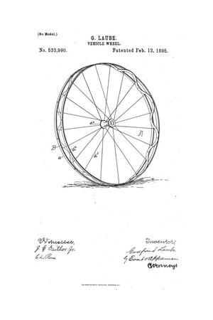Primary view of object titled 'Vehicle-Wheel.'.