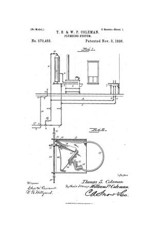 Primary view of object titled 'Plumbing System.'.
