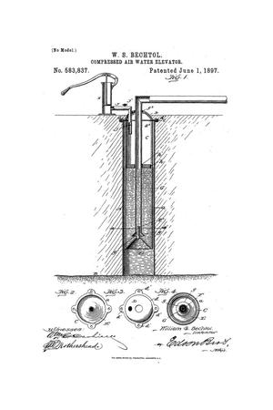 Primary view of Compressed-Air Water Elevator.