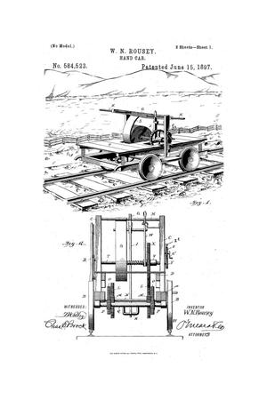 Primary view of Hand-Car.