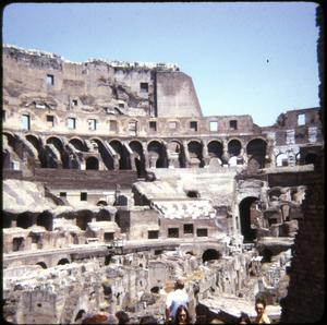Primary view of object titled '[Coliseum, Rome]'.