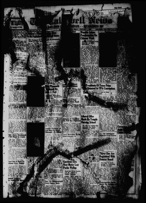 The Caldwell News and The Burleson County Ledger (Caldwell, Tex.), Vol. 65, No. 22, Ed. 1 Friday, January 4, 1952