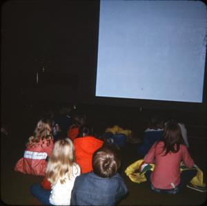 Primary view of object titled '[Children's Storytime at the Library]'.