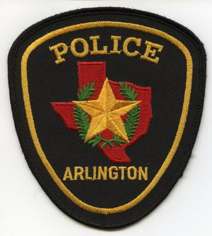 Primary view of object titled '[APD patch. Official officers patch, 1986-2010]'.