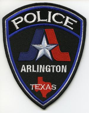 Primary view of object titled '[APD patch. Current officer's patch, 2010-present]'.