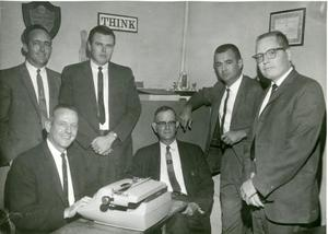 [APD detectives, 1960s]