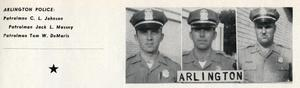 Primary view of object titled '[APD police officers from the Texas Lawman Magazine, 1967]'.