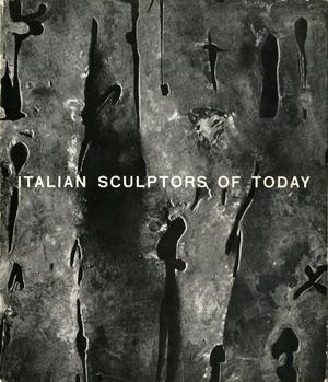 Italian Sculptors of Today