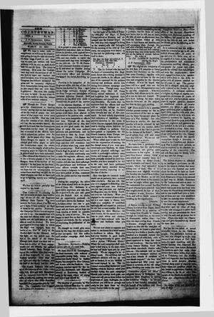 Primary view of object titled 'The Bellville Countryman (Bellville, Tex.), Vol. 4, No. 24, Ed. 1 Thursday, March 10, 1864'.
