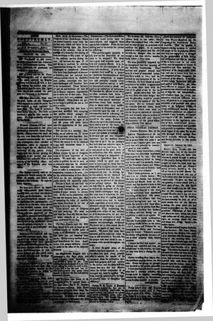 Primary view of The Bellville Countryman (Bellville, Tex.), Vol. 4, No. 27, Ed. 1 Thursday, March 31, 1864