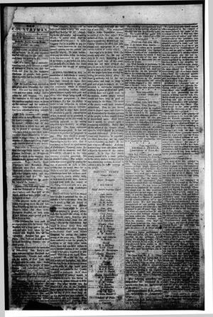 The Bellville Countryman (Bellville, Tex.), Vol. 4, No. 43, Ed. 1 Tuesday, July 19, 1864