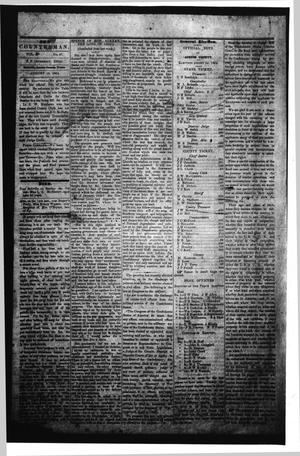 The Bellville Countryman (Bellville, Tex.), Vol. 4, No. 47, Ed. 1 Tuesday, August 16, 1864
