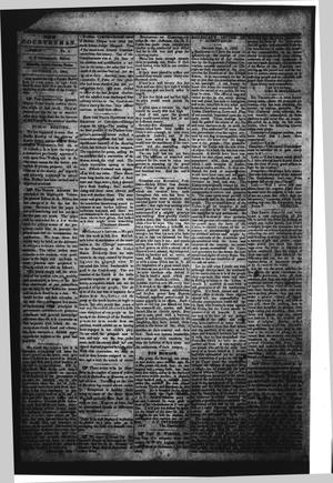 Primary view of The Bellville Countryman (Bellville, Tex.), Vol. 5, No. 4, Ed. 1 Tuesday, October 11, 1864