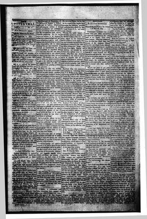 The Bellville Countryman (Bellville, Tex.), Vol. 5, No. 8, Ed. 1 Tuesday, November 8, 1864
