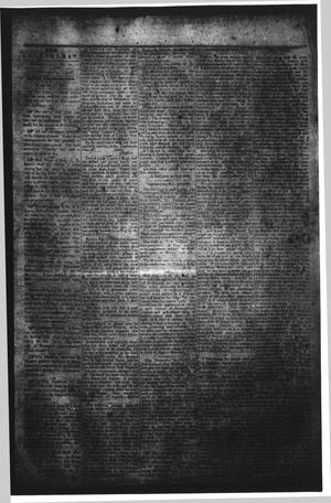 Primary view of object titled 'The Bellville Countryman (Bellville, Tex.), Vol. 5, No. 23, Ed. 1 Tuesday, March 7, 1865'.