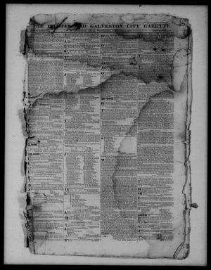 The Civilian and Galveston City Gazette. (Galveston, Tex.), Ed. 1 Wednesday, February 8, 1843