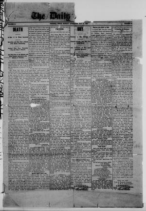 Primary view of object titled 'The Daily Advocate. (Victoria, Tex.), Vol. 12, No. 53, Ed. 1 Monday, May 31, 1909'.