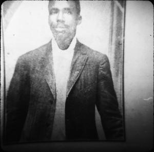 [African-American Man in Harrison County]
