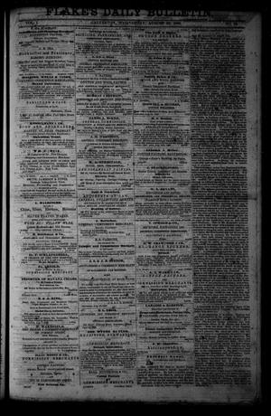 Primary view of object titled 'Flake's Daily Bulletin. (Galveston, Tex.), Vol. 1, No. 65, Ed. 1 Wednesday, August 30, 1865'.