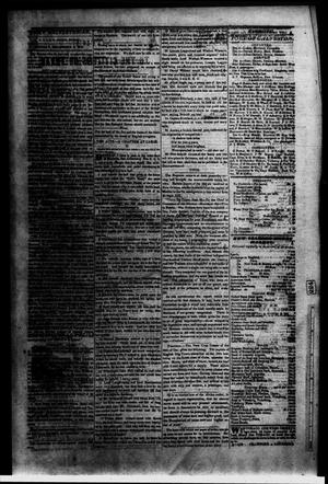 Daily Galvestonian (Galveston, Tex.), Ed. 1 Monday, December 6, 1841