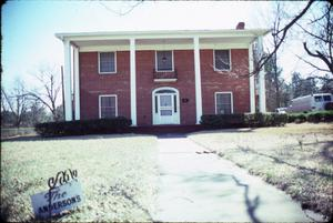 [Anderson Home, Marshall]