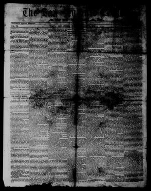 Primary view of object titled 'The San Antonio Ledger and Texan. (San Antonio, Tex.), Vol. 9, No. 39, Ed. 1 Saturday, March 31, 1860'.