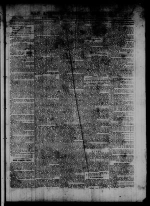 Primary view of object titled 'San Antonio Weekly Herald. (San Antonio, Tex.), Vol. 8, No. 20, Ed. 1 Saturday, August 2, 1862'.