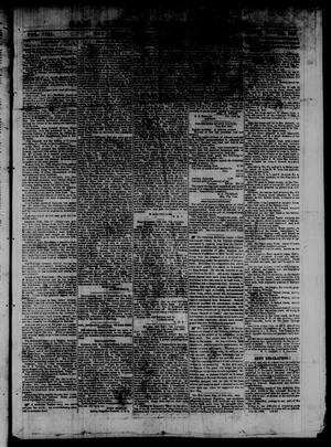 Primary view of object titled 'San Antonio Weekly Herald. (San Antonio, Tex.), Vol. 8, No. 22, Ed. 1 Saturday, August 16, 1862'.