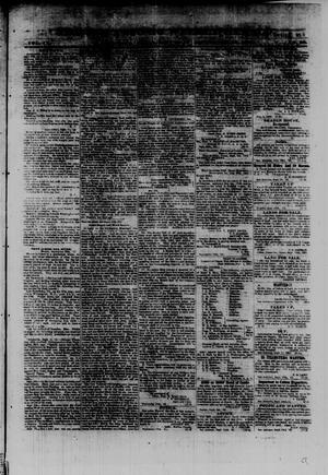Primary view of object titled 'The San Antonio Weekly Herald. (San Antonio, Tex.), Vol. 9, No. 28, Ed. 1 Saturday, September 26, 1863'.