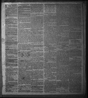 Primary view of object titled 'The State Gazette. (Austin City, Tex.), Vol. 13, No. 40, Ed. 1 Saturday, May 10, 1862'.